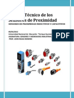 Manual de Los Sensores Inductivos y Capacitivos