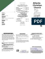 10-13 Bulletin Trifold