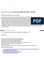 115557985 Teorias de La Comunicacion de Masas Descargar Gratis PDF