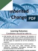 Inherited Change