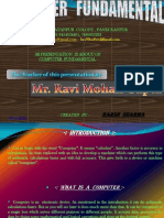 Computer Fundamental (Presentation)