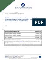 Guideline Toxicologia