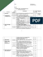 Planificare Calendaristica. upstream -upper 2013