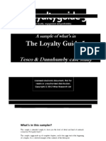 Licensed Excerpt From the LOYALTY GUIDE