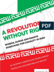 A Revolution Without Rights - Women, Kurds, And Baha'is - Geoff Cameron et al.