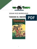 Burroughs, Edgar Rice - Tarzan El Indomito, Tomo VII