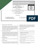Programa de Derecho Notarial II USAC