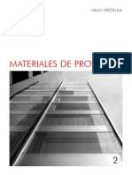 Materiales proyecto