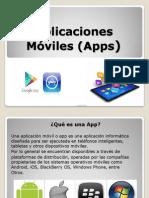 Exposiión Apps