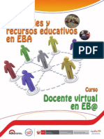 Materiales y Recursos Educativos - Modulo