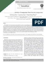 Anti-inflammatory activity of mangostins from Garcinia mangostana