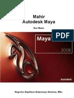 Mahir Autodesk Maya
