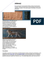 Inana, Ishtar