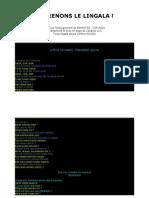 Copie de Apprenons Le Lingala(1-5)