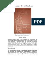 La Esencia Del Cristianismo - Romano Guardini