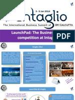 Launchpad@Intaglio IIM Calcutta