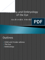 Anatomy and Embryology of eye an overview