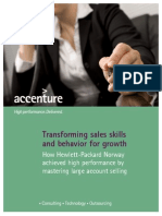 Accenture HP Norway