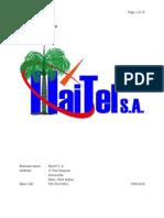Haitel Company Profile