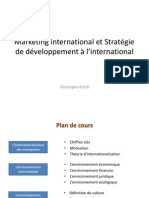Introduction Au Marketing International Et Son Environnement
