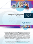 Basics of Sleep Staging CMP