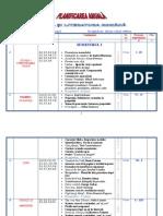 Planificare Lb.romana - Cl a III-A C