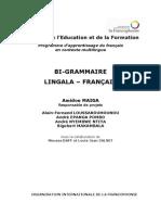 Bi Grammaire Lingala Francais Chapitre 4 La Phrase Simple