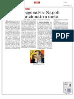 Rassegna Stampa 13.07.2013