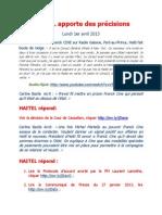Dossier-HAITEL Precisions 1er Avril 2013