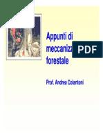 Appunti Di Meccanizzazione Forestale