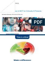 The POWER of WHEY & MCT for Critically Ill Patients
