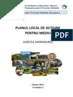 PLAN Jud. Maramures - Ver.3 - 2013