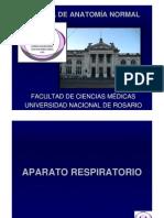 VIAS AÉREAS SUPERIORES 2009