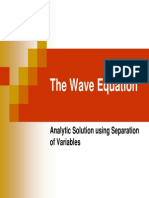 04-The Wave Equation