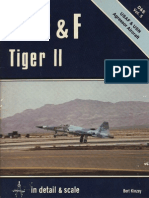 In Detail & Scale - No.005 - 'F-5E,F Tiger II'