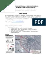 Metro en Bici (Propuestas) - Asamblea 13.10.2013