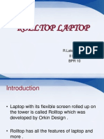 roll top ppt