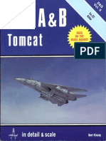 In Detail & Scale - No.009 - 'F-14 a & B Tomcat'