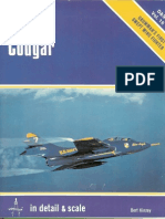 In Detail & Scale - No.016 - 'F9F Cougar'