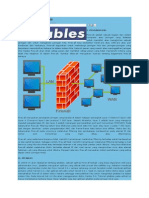 Dasar Dasar IP Tables