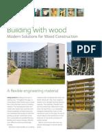 Building With Wood Leaflet SWEDEN