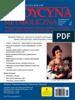 Medycyna Metaboliczna - 2013, tom XVII, nr 2