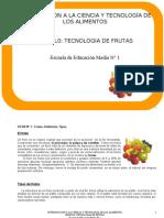 Tecnologia de Frutas