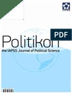 Politikon September 2013