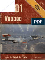 In Detail & Scale - No.021 - 'F-101 Voodoo'