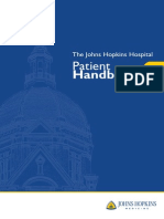 JHH Patient Handbook