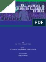 Caderno de Resumos - UFMG - 2011