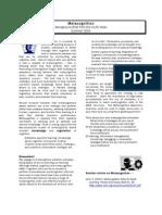 Metacognitive Awareness Questionnaire