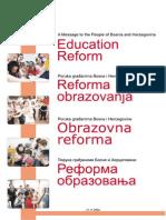 Стратегија реформе просвјете
