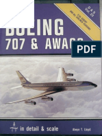 In Detail & Scale - No.023 - 'Boeing 707 & AWACS'